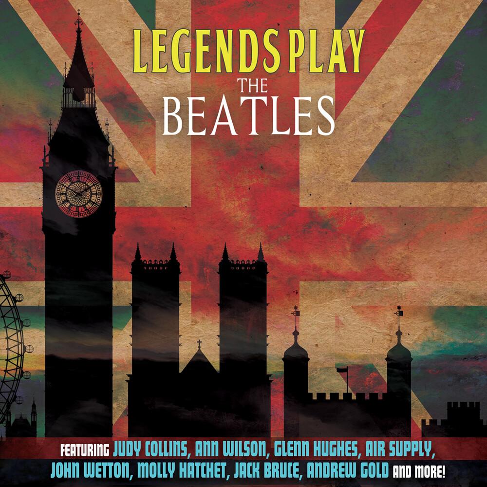 Richard Page  / Morse,Steve / Wilson,Ann - Legends Play The Beatles [Colored Vinyl]