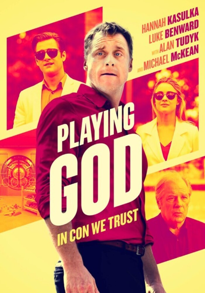 Playing God DVD - Playing God Dvd