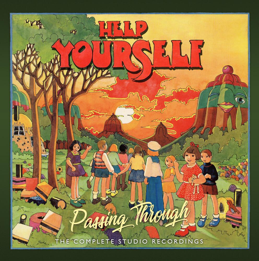 Help Yourself - Passing Through: Complete Studio Recordings (Box)
