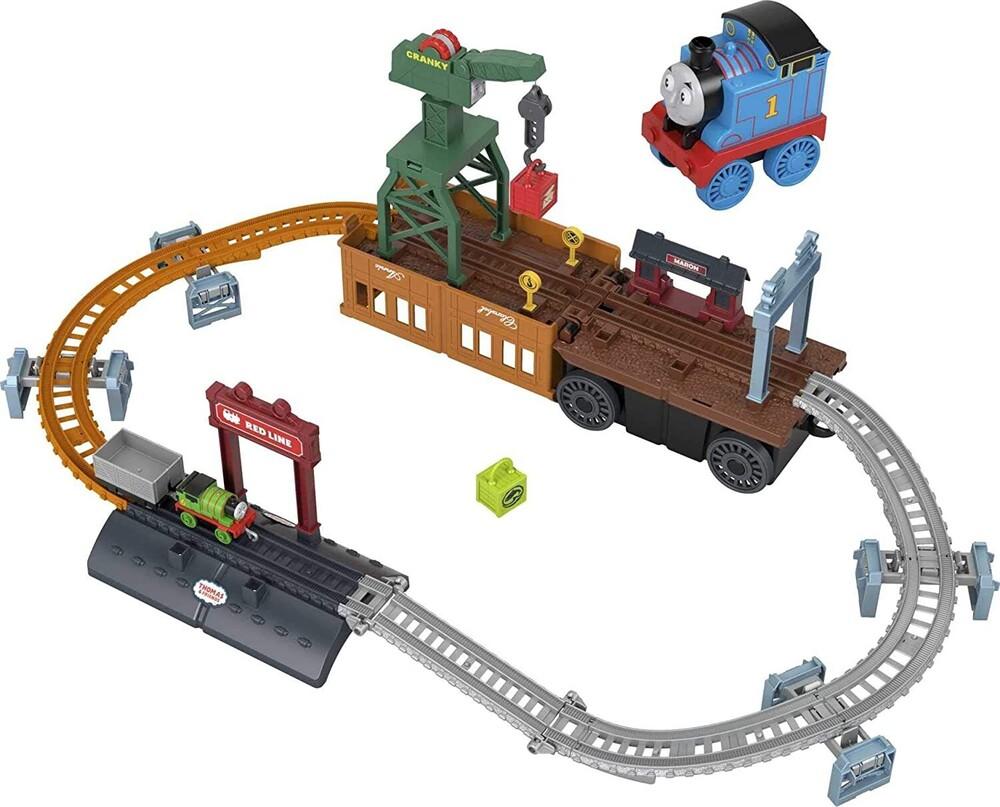 - Thomas Transforming Thomas Playset (Trn)