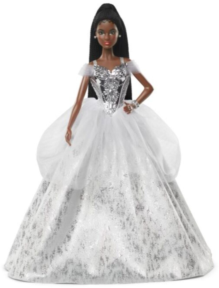 - Barbie Holiday Doll African American (Papd)