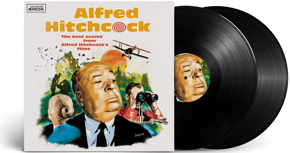- Alfred Hitchcock