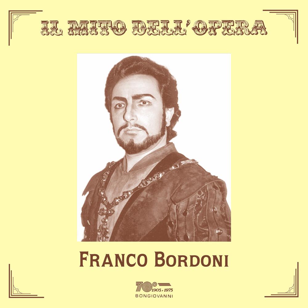 Verdi / Bordoni - Il Mito Dell'opera (2pk)