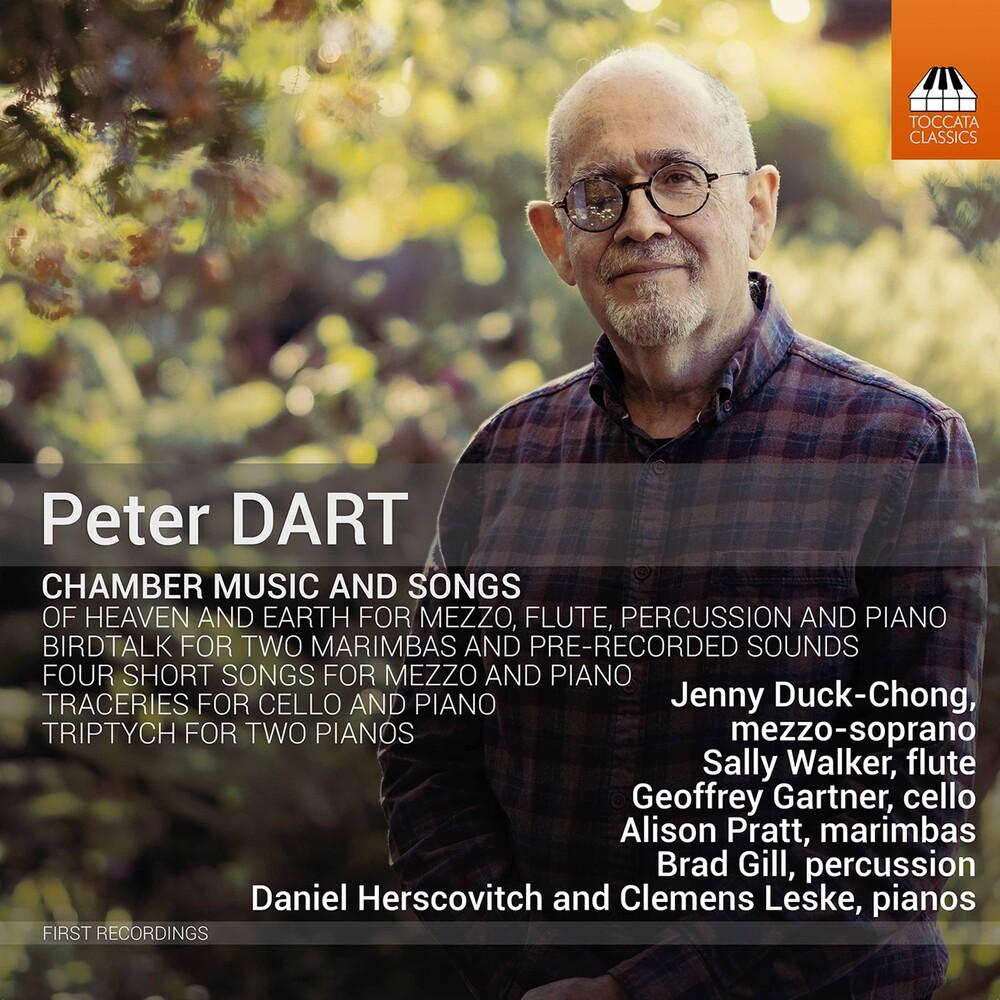 Dart - Chamber Music And Songs