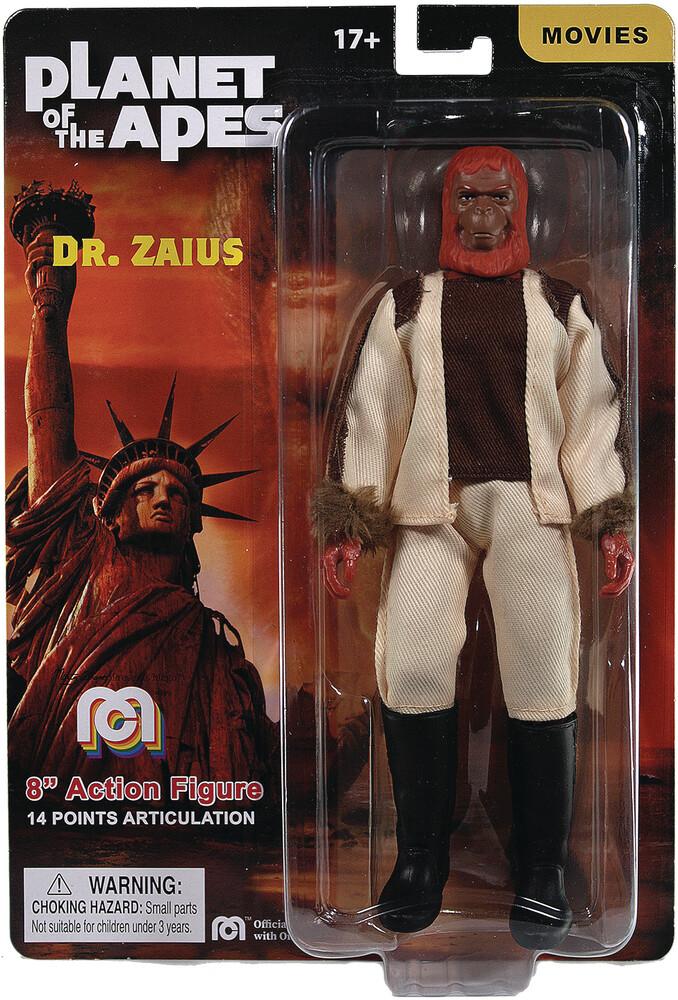 - Mego Planet Of The Apes Dr Zaius 8in Af (Afig)
