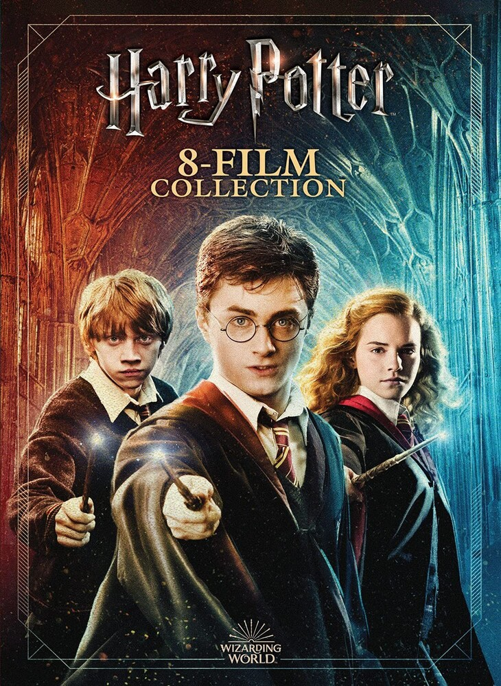 - Harry Potter 8-Film Collection: 20th Anniversary