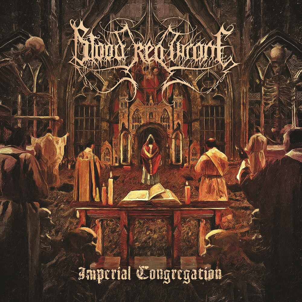 Blood Red Throne - Imperial Congregation