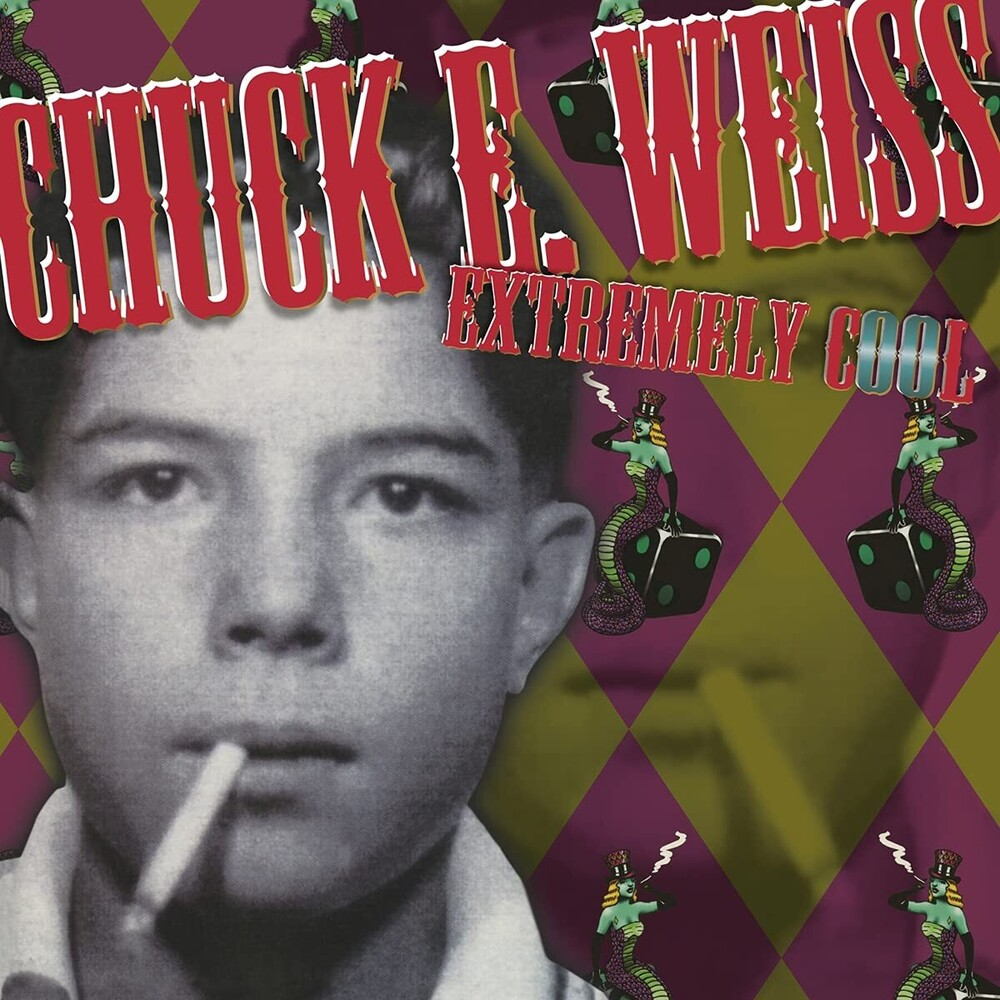 Chuck Weiss  E - Extremely Cool [Colored Vinyl] [Limited Edition] [180 Gram] (Purp) (Hol)