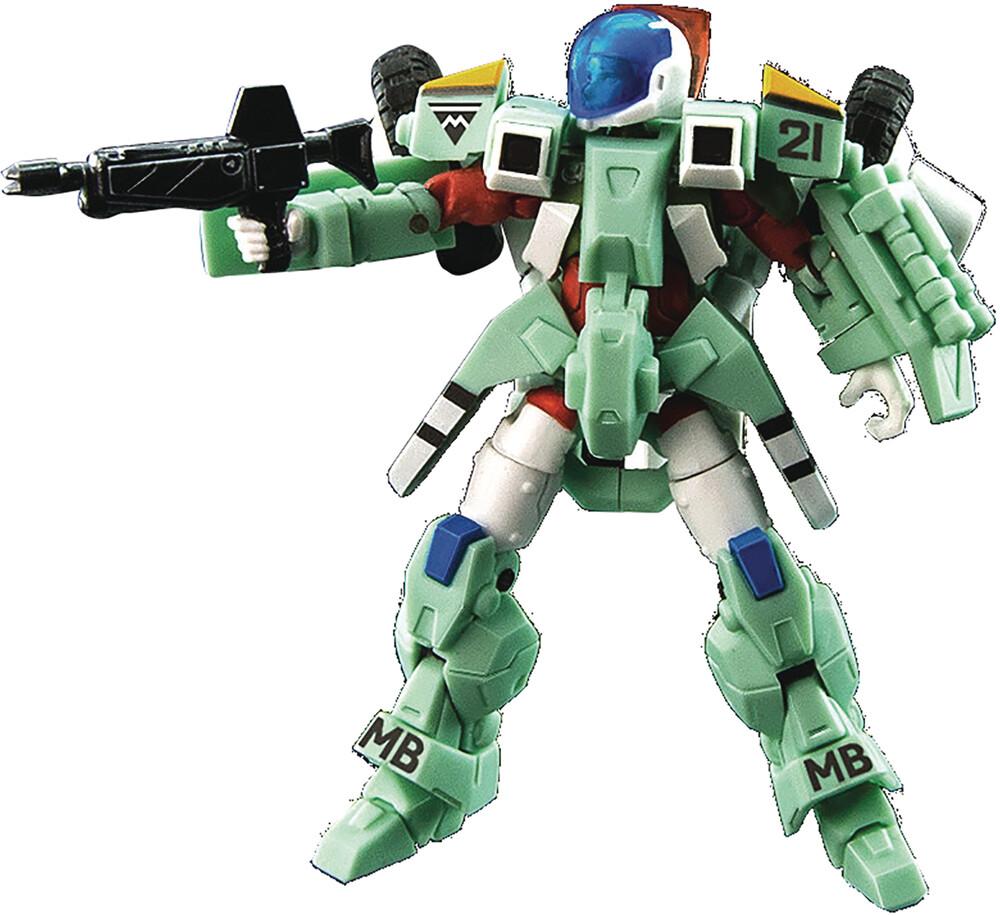 - B2five Robotech Scott Vr-052f Battler Cyclone 1/28