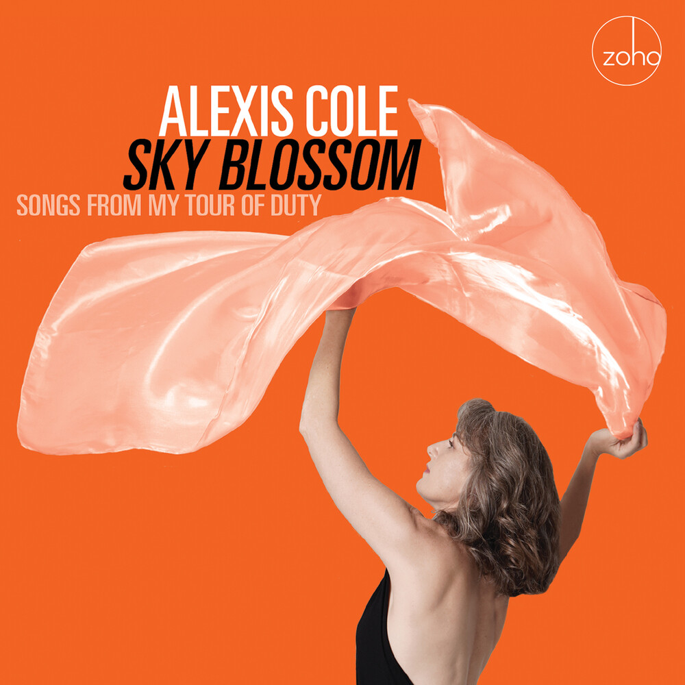 Alexis Cole - Sky Blossom - Songs From My Tour Of Duty