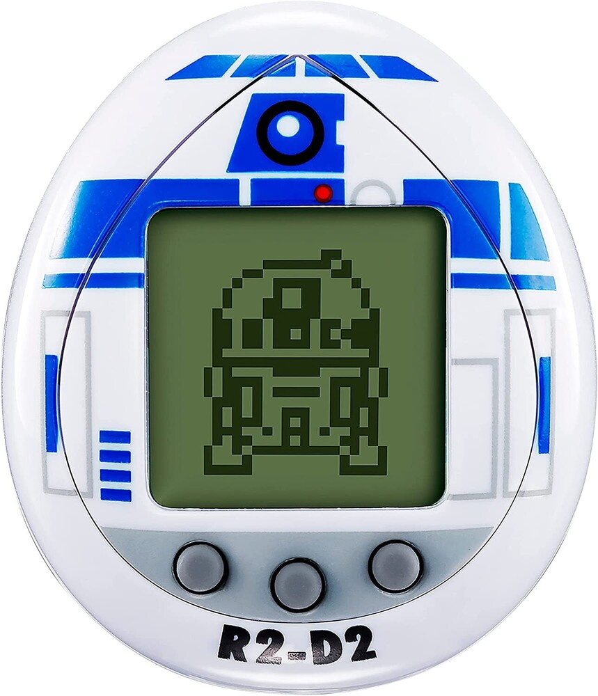 Tamagotchi - Star Wars R2d2 Tamagotchi Classic (Clcb) (Ig)