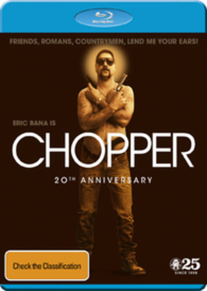 Chopper: 20th Anniversary - Chopper: 20th Anniversary [All-Region/1080p]