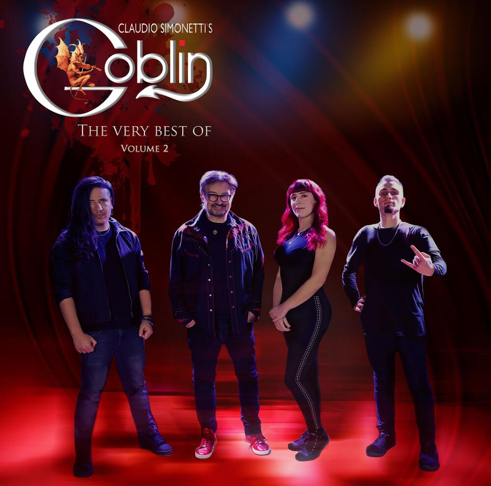 Claudio Simonetti's Goblin (Colv) (Ltd) - Very Best 2 [Colored Vinyl] [Limited Edition]
