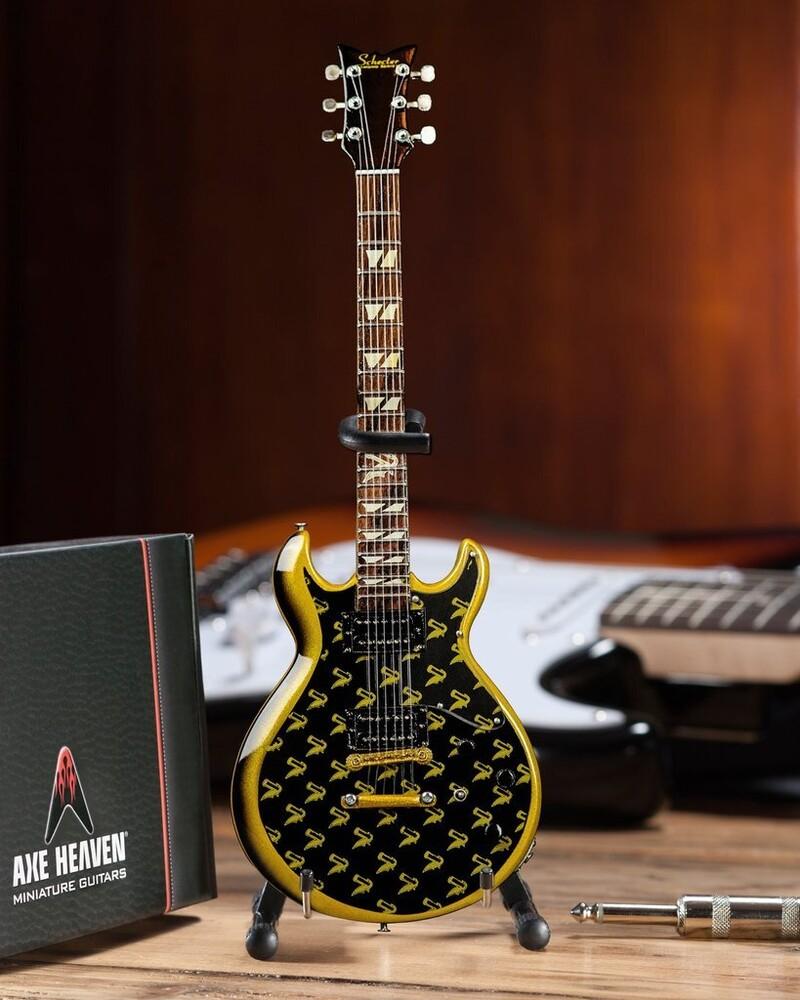 Zacky Vengeance Avenged Sevenfold Mini Guitar - Zacky Vengeance Avenged Sevenfold Mini Guitar