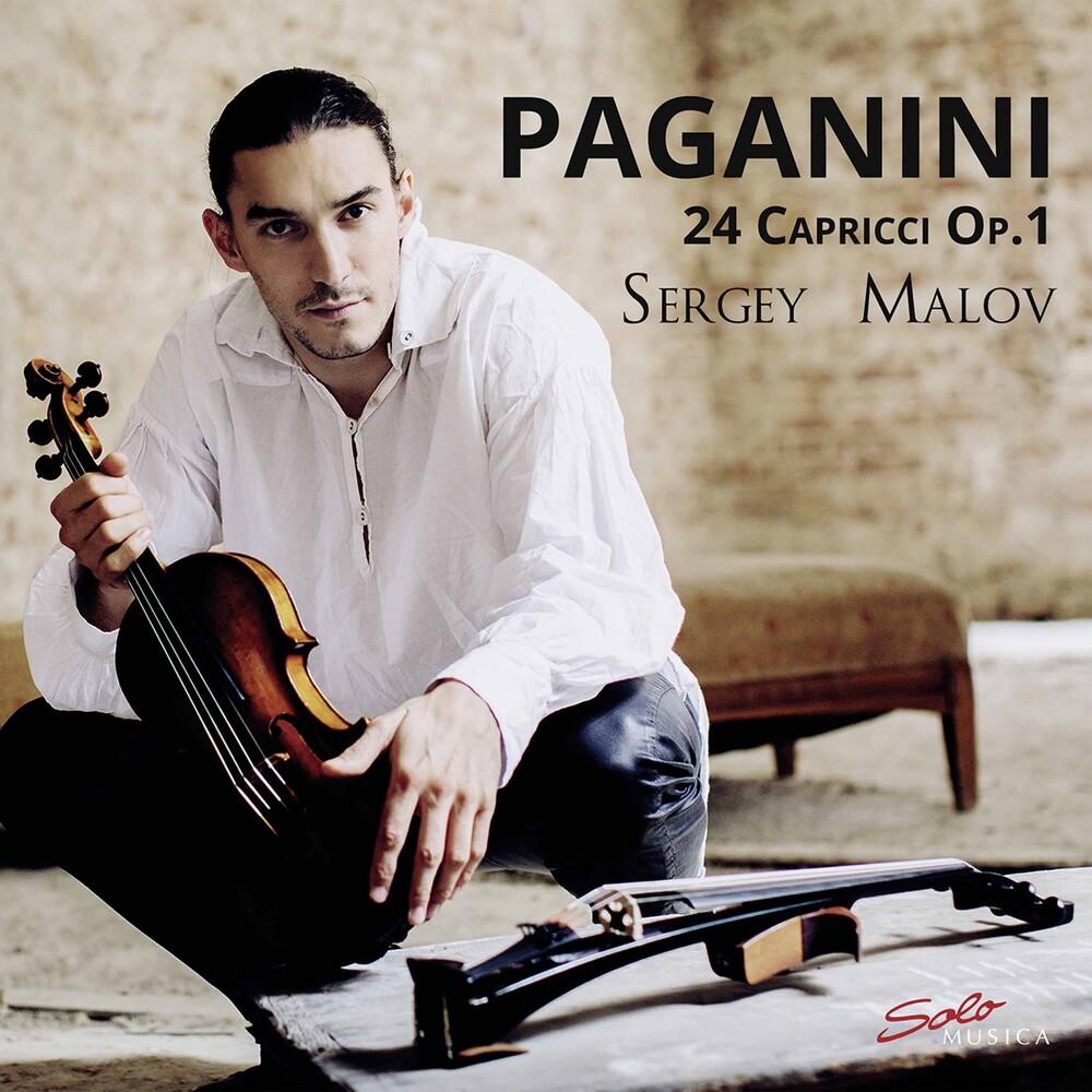 Paganini / Malov - 24 Capricci 1