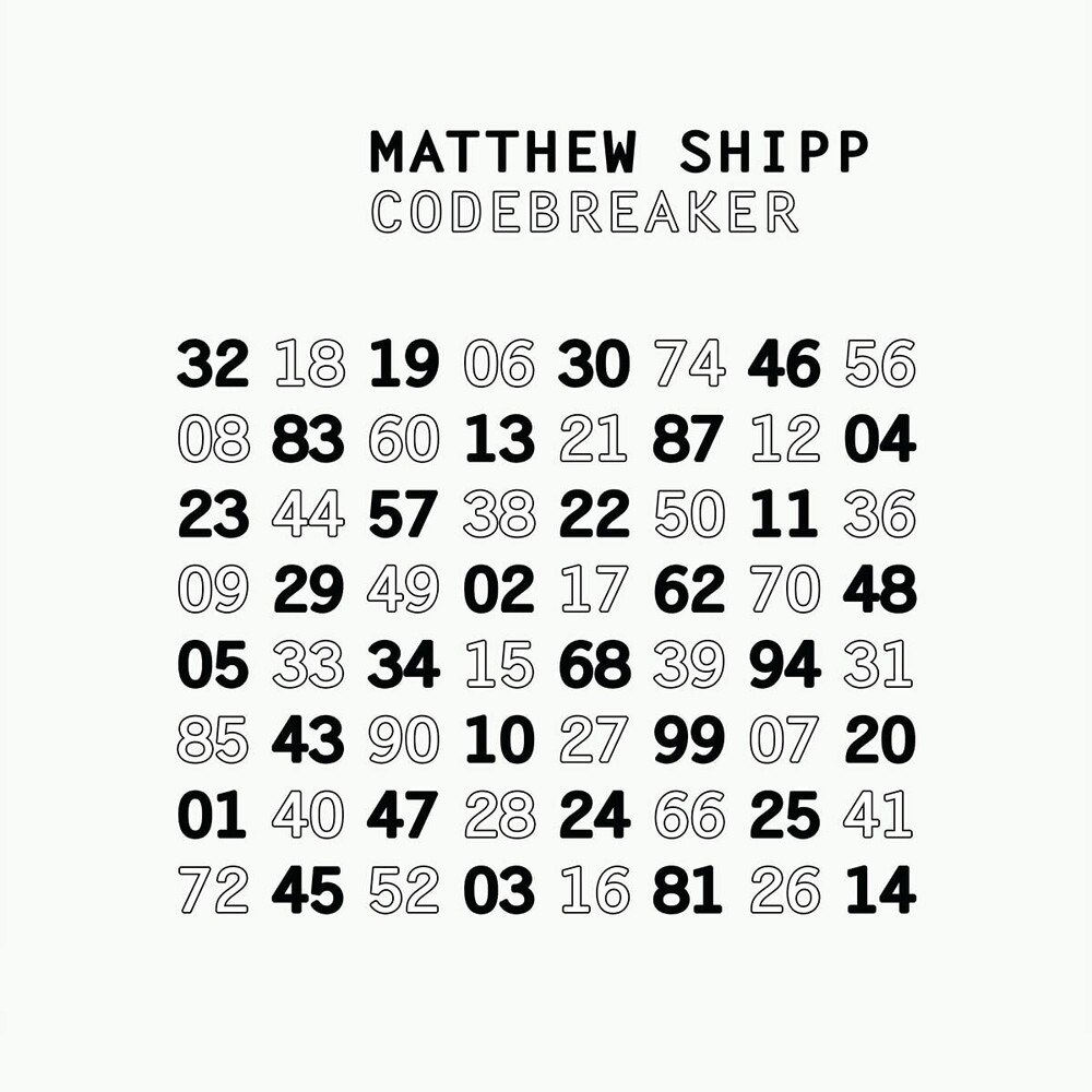 Matthew Shipp - Codebreaker