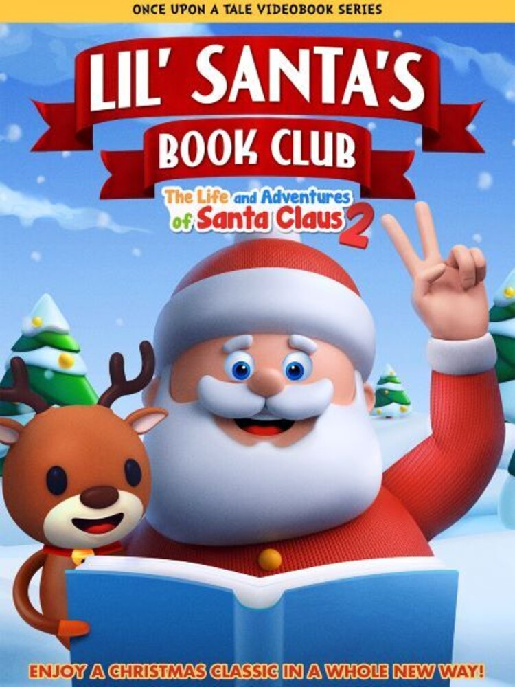 Lil' Santa's Book Club Little Book for Christmas 2 - Lil' Santa's Book Club Little Book For Christmas 2