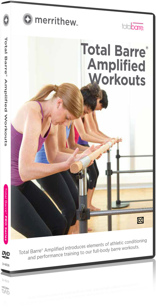 Total Barre Amplified Workouts - Total Barre Amplified Workouts
