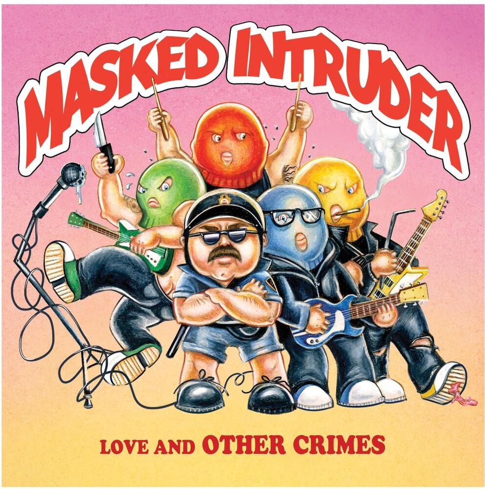 Masked Intruder - Love And Other Crimes [LP]