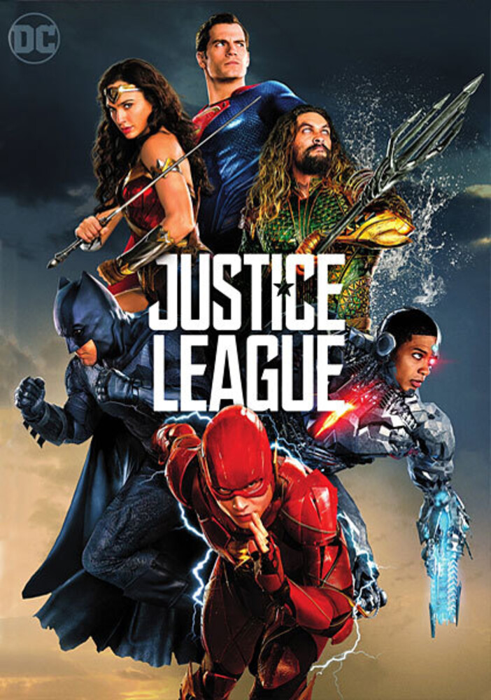 Justice League [Movie] - Justice League