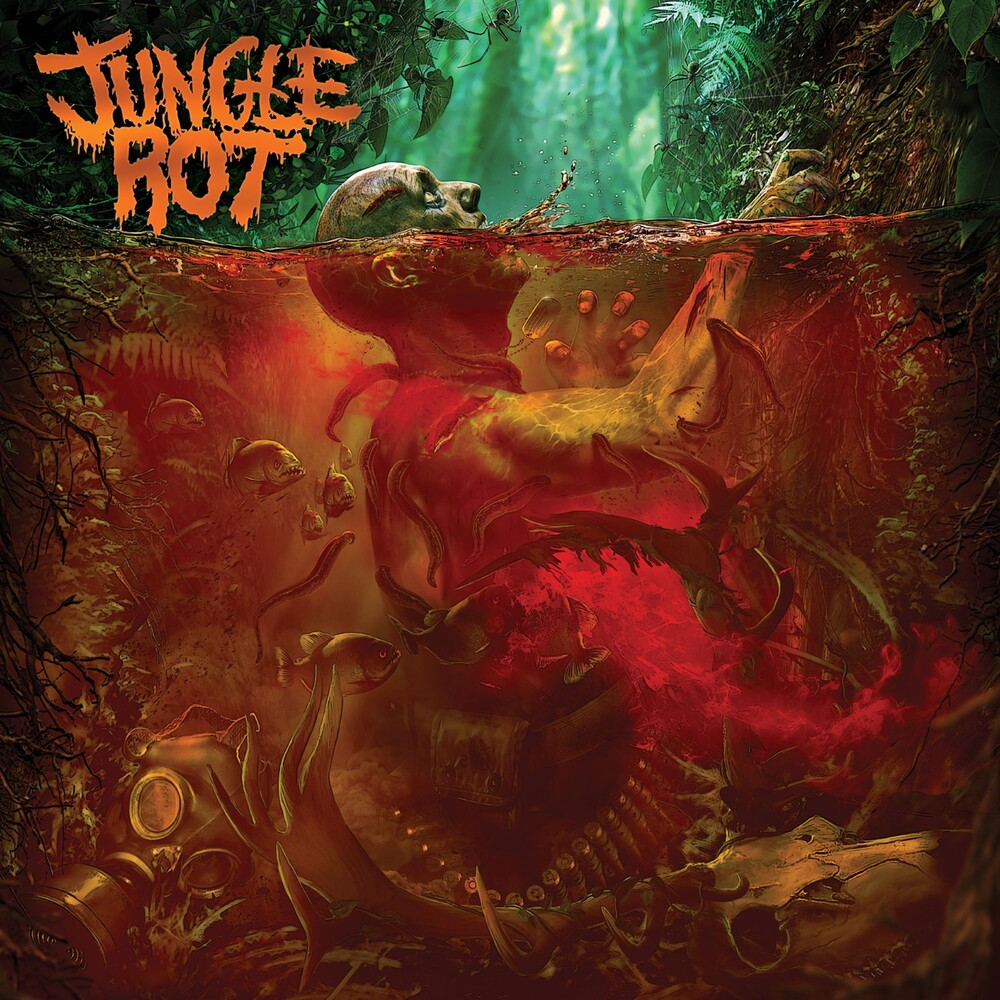 Jungle Rot - Jungle Rot [LP]