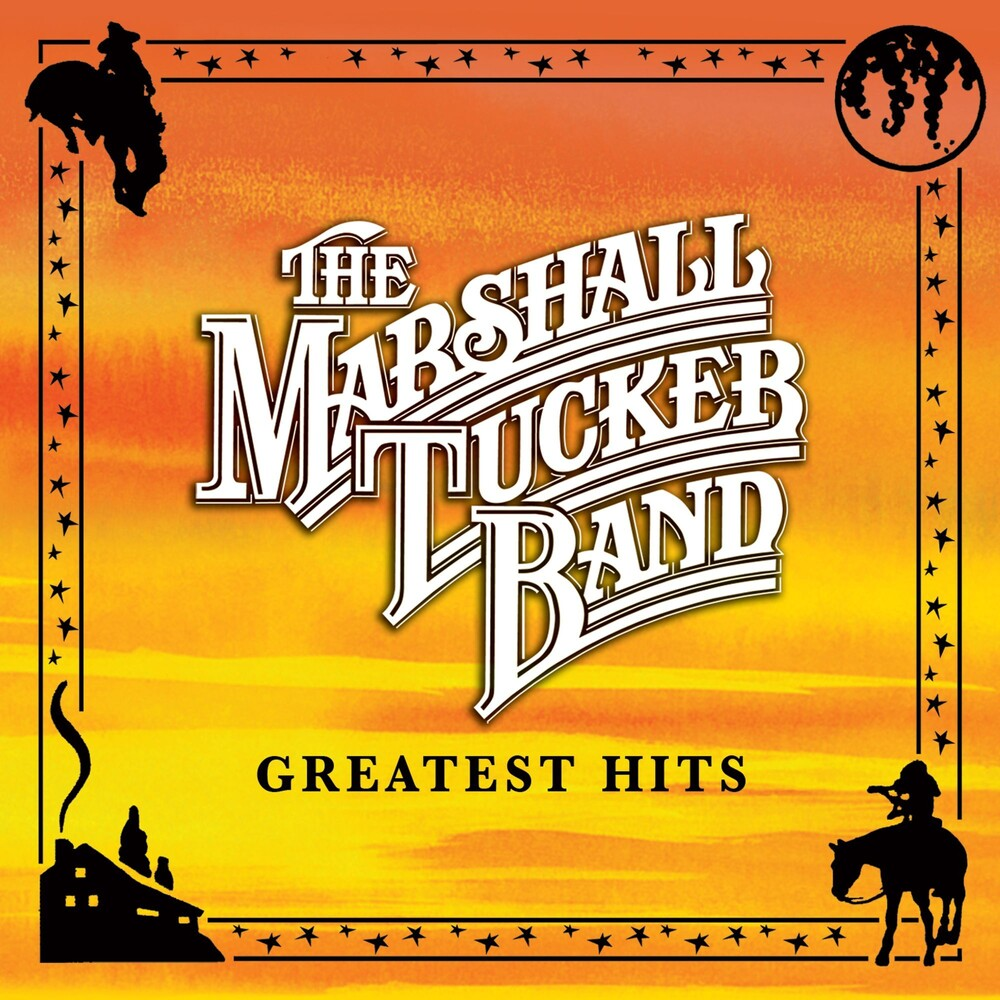 The Marshall Tucker Band - Greatest Hits [LP]