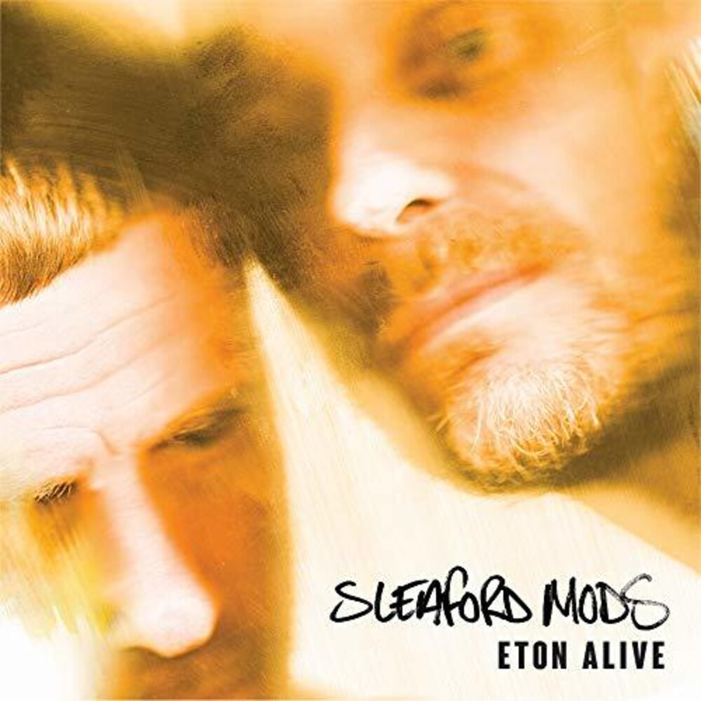 Sleaford Mods - Eton (Blue) [Colored Vinyl] [Limited Edition] (Can)