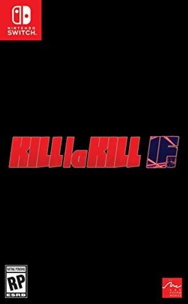 - Kill la Kill - IF for Nintendo Switch