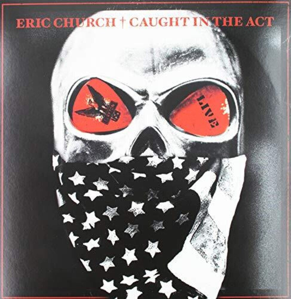 Eric Church - Caught In The Act: Live [Blue LP]