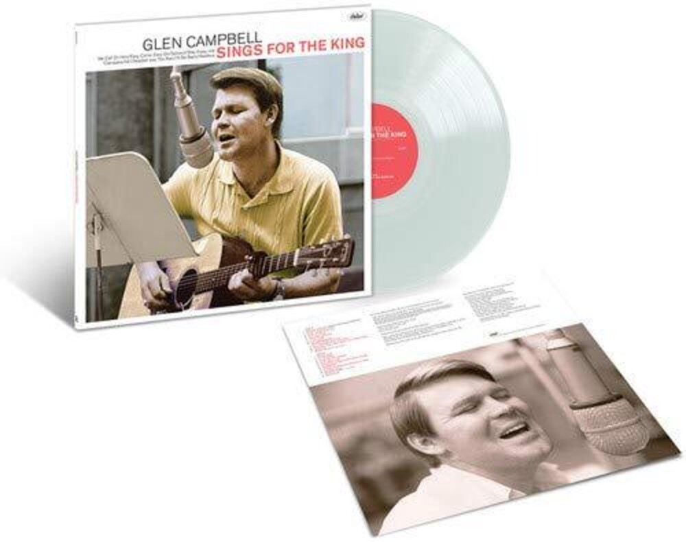 Glen Campbell - Sings For The King [Clear LP]