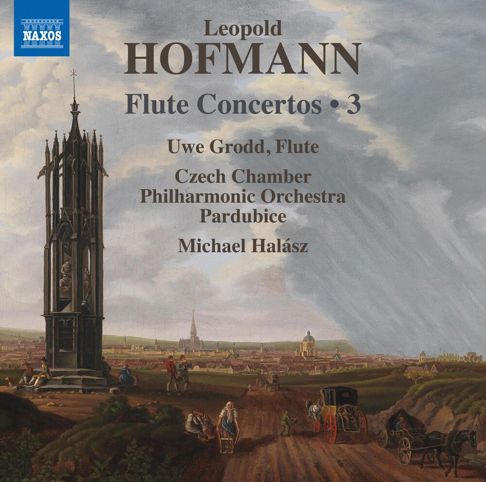 Uwe Grodd - Flute Concertos 3