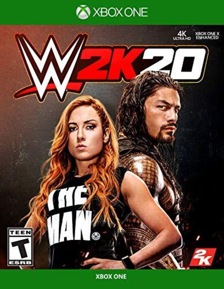 - WWE 2K20 for Xbox One