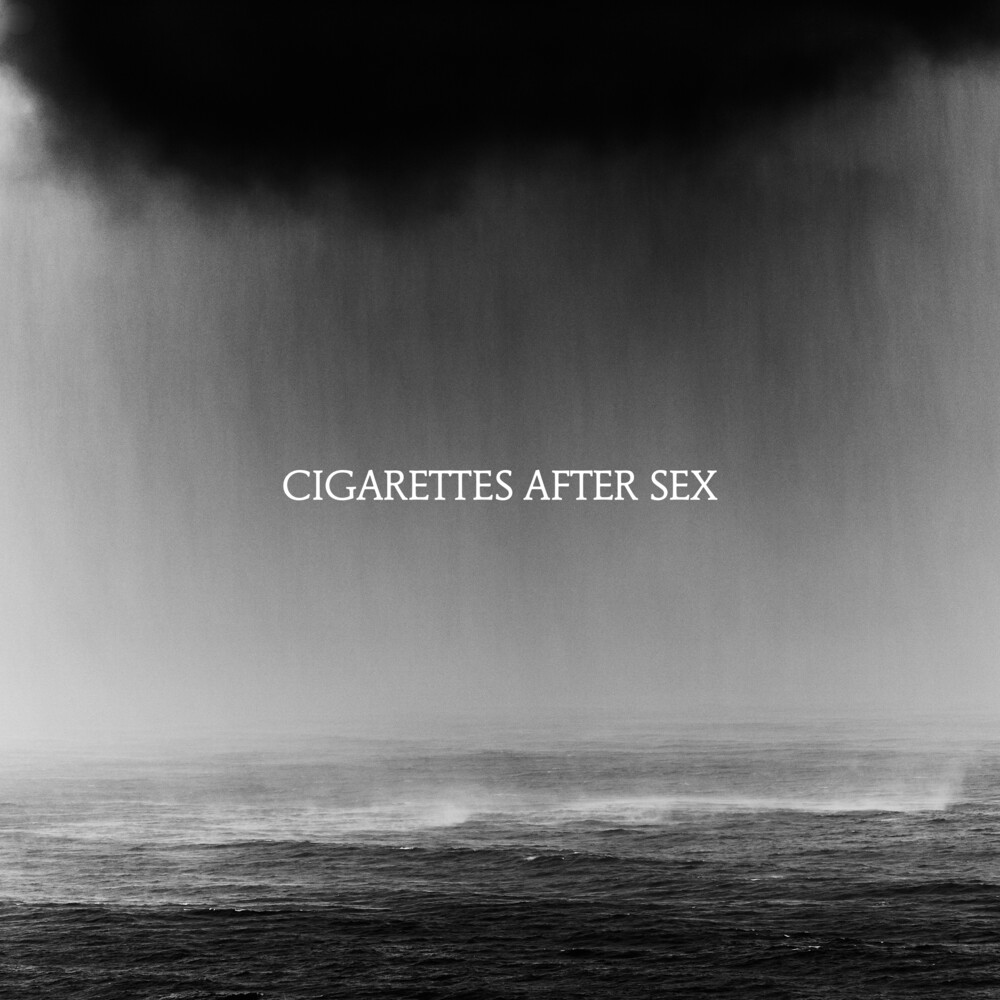 Cigarettes After Sex - Cry [Indie Exclusive Limited Edition Clear LP]