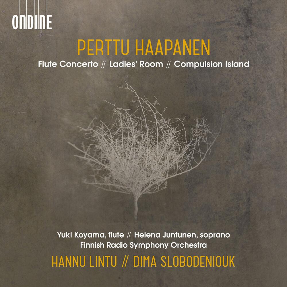 Haapanen / Koyama / Slobodeniouk - Flute Concerto