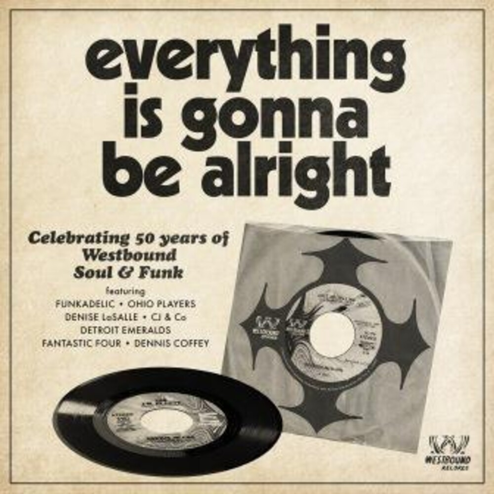 Everything Is Gonna Be Alright / Various - Everything Is Gonna Be Alright / Various (Uk)