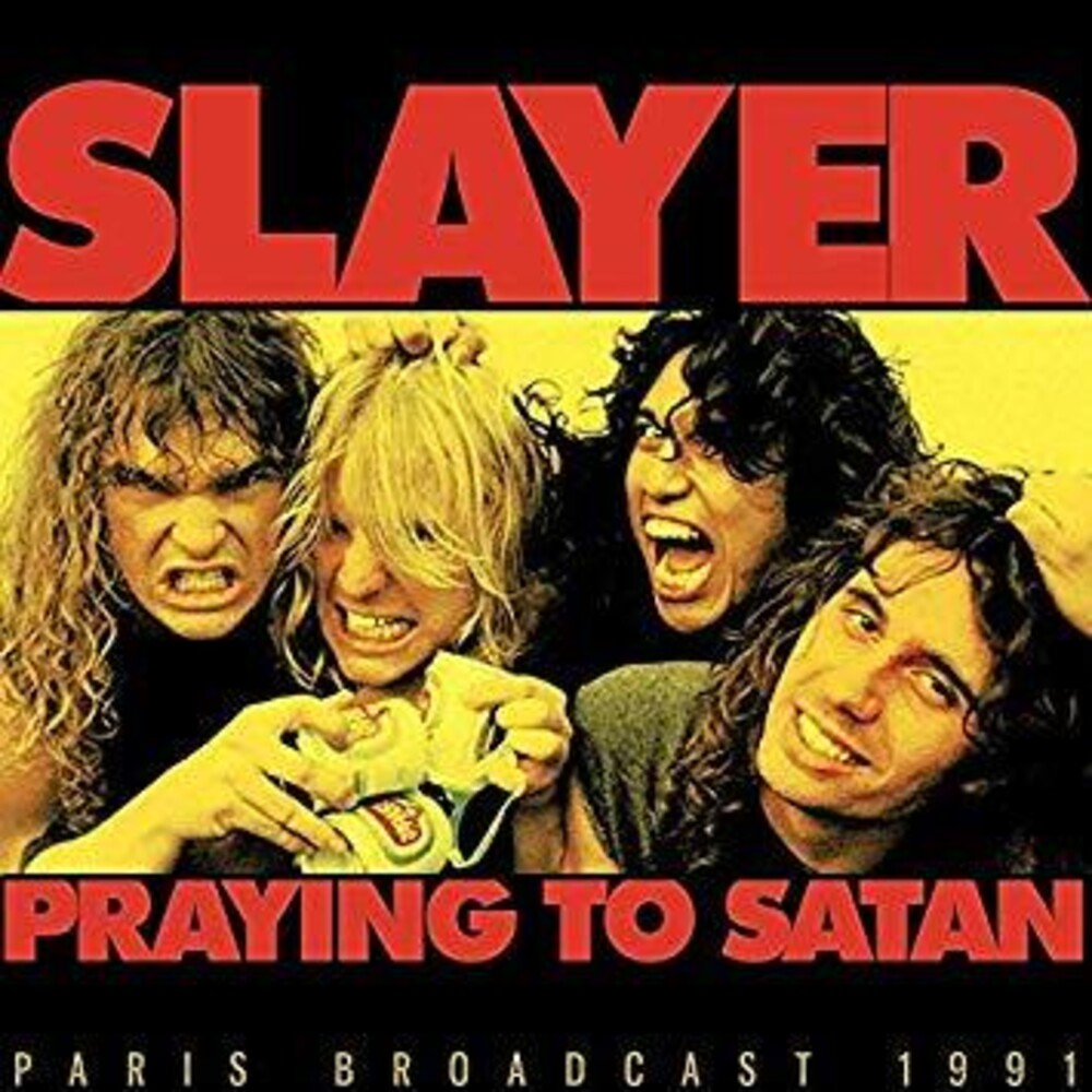Slayer - Praying To Satan [LP]