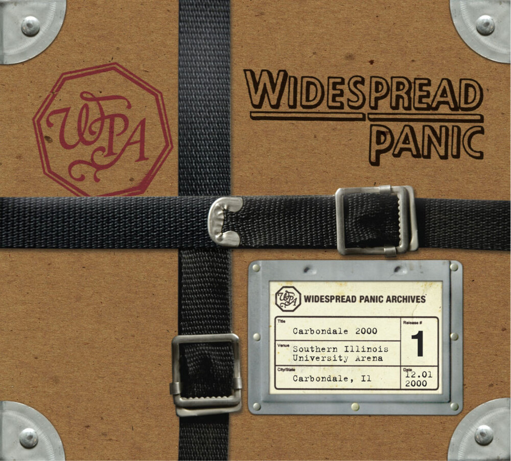 Widespread Panic - Carbondale 2000 [Indie Exclusive 6LP Box Set]