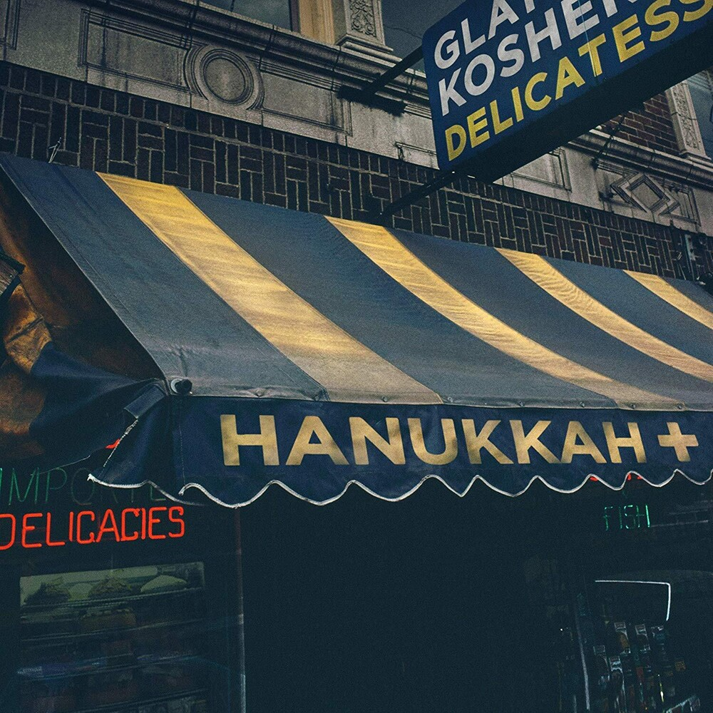 Various Artists - Hanukkah+
