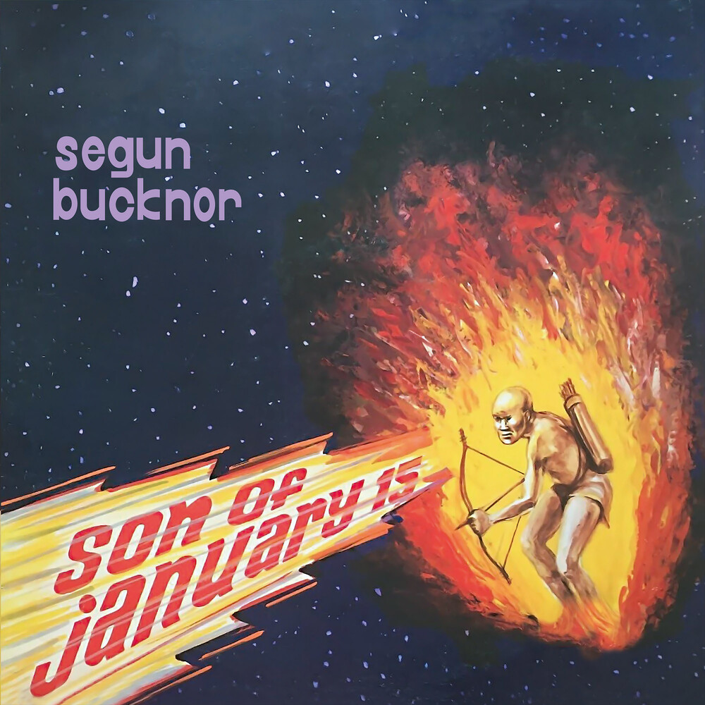 Segun Bucknors Revolution - Son Of January 15