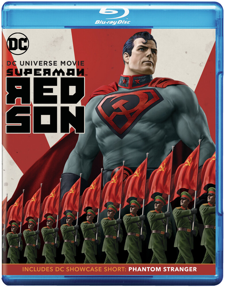 - Superman: Red Son Mfv (2pc) (W/Dvd) / (2pk Digc)