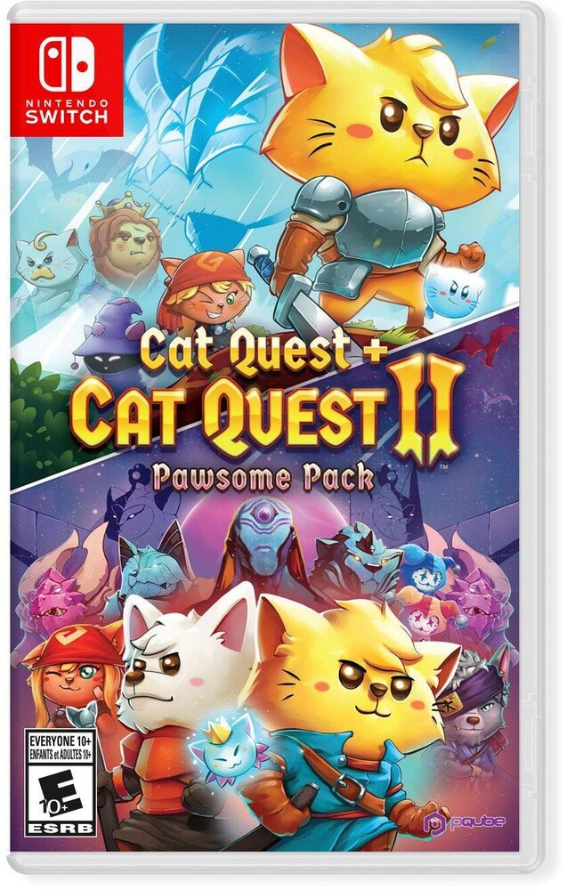 - Cat Quest Ii