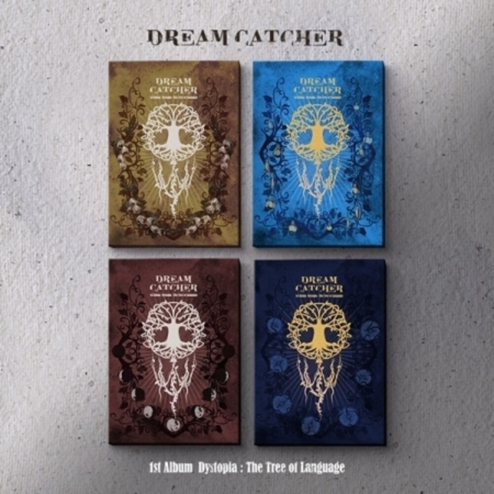 Dreamcatcher - Dystopia: The Tree Of Language (Random Cover) [With Booklet]