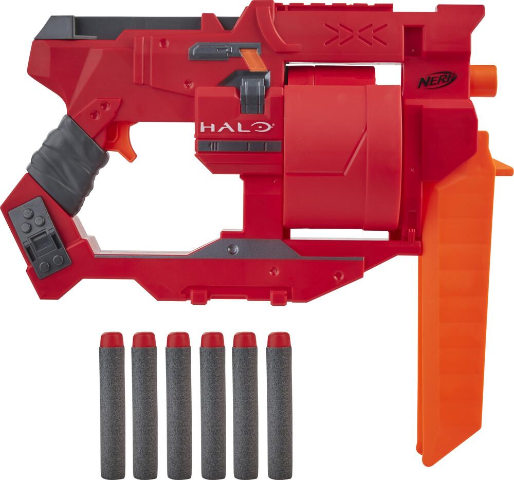 Nerf Halo - Hasbro - Nerf Halo Mangler Dart Blaster