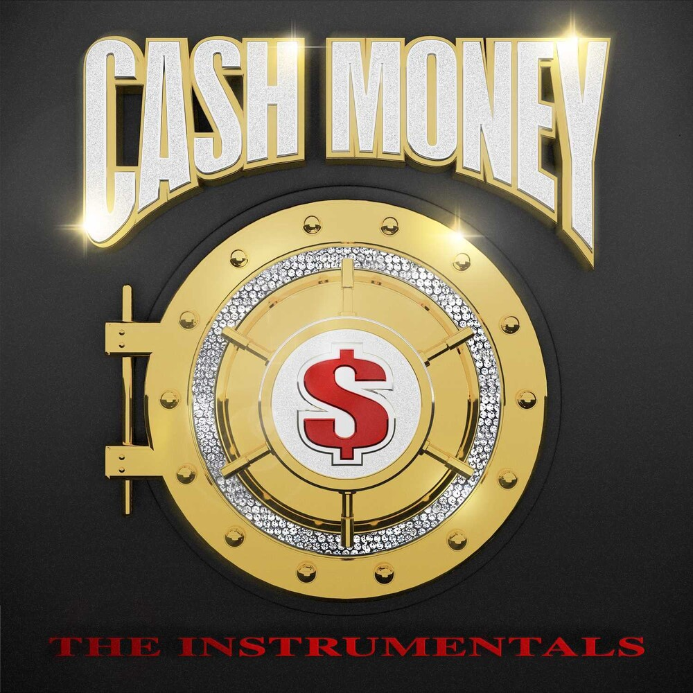Various Artists - Cash Money: The Instrumentals [2 LP]