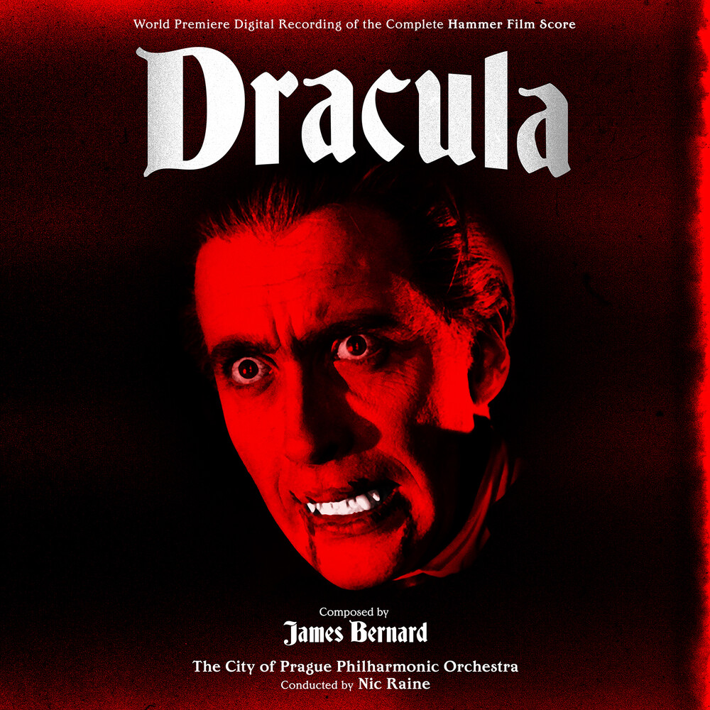 James Bernard Gate Grn Red Iex - Dracula / The Curse Of Frankenstein (Gate) (Grn)
