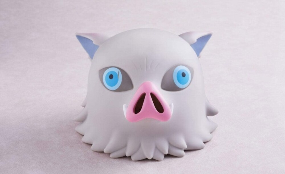 Aniplex - Aniplex - Demon Slayer: Kimetsu No Yaiba - Inosuke Piggy Bank