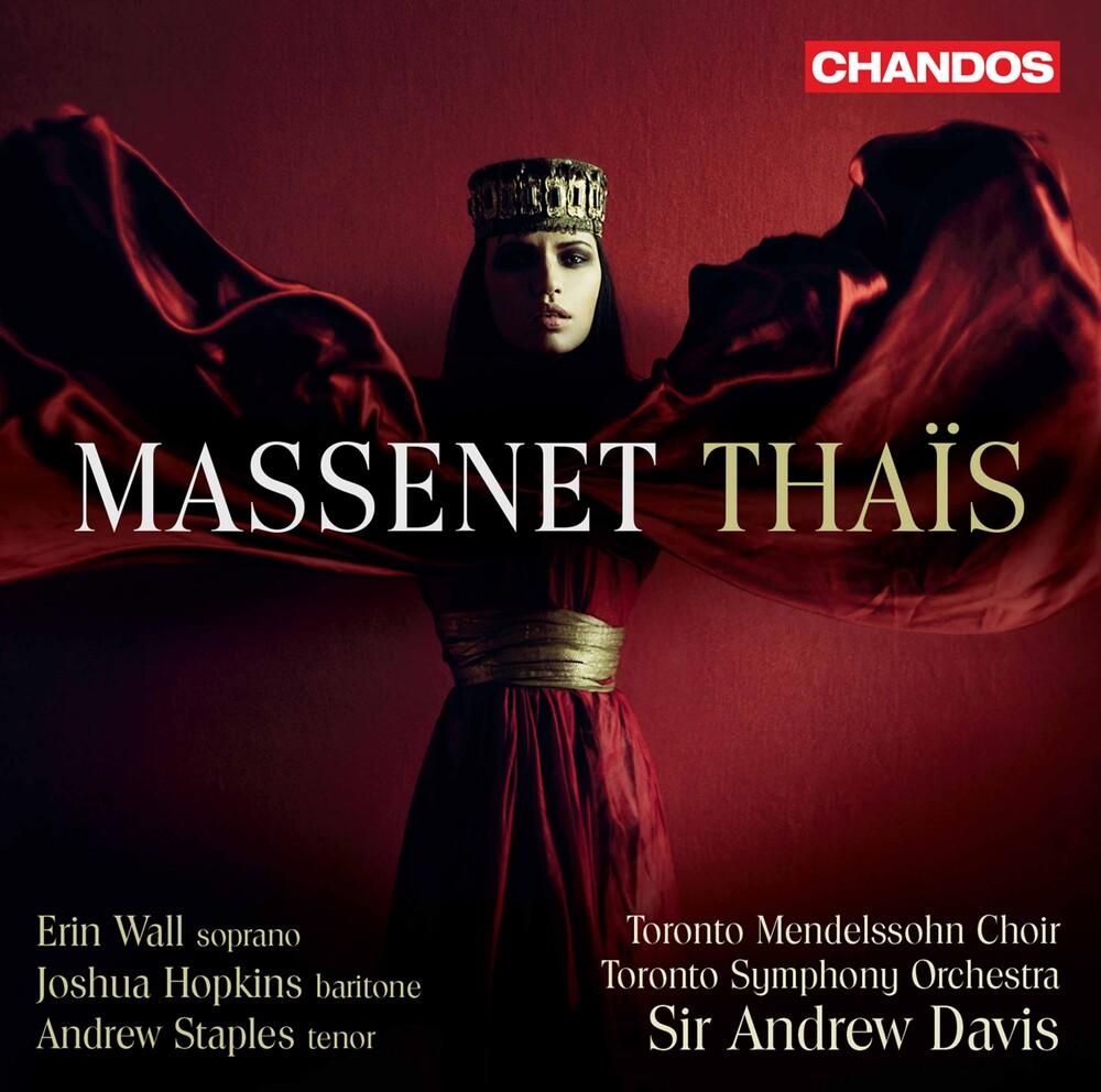 Massenet / Toronto Mendelssohn Choir / Davis - Thais (Hybr) (2pk)
