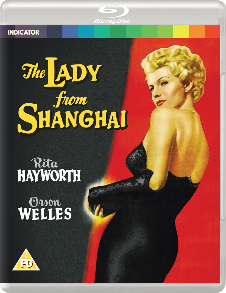 Lady From Shanghai - Lady From Shanghai / (Uk)