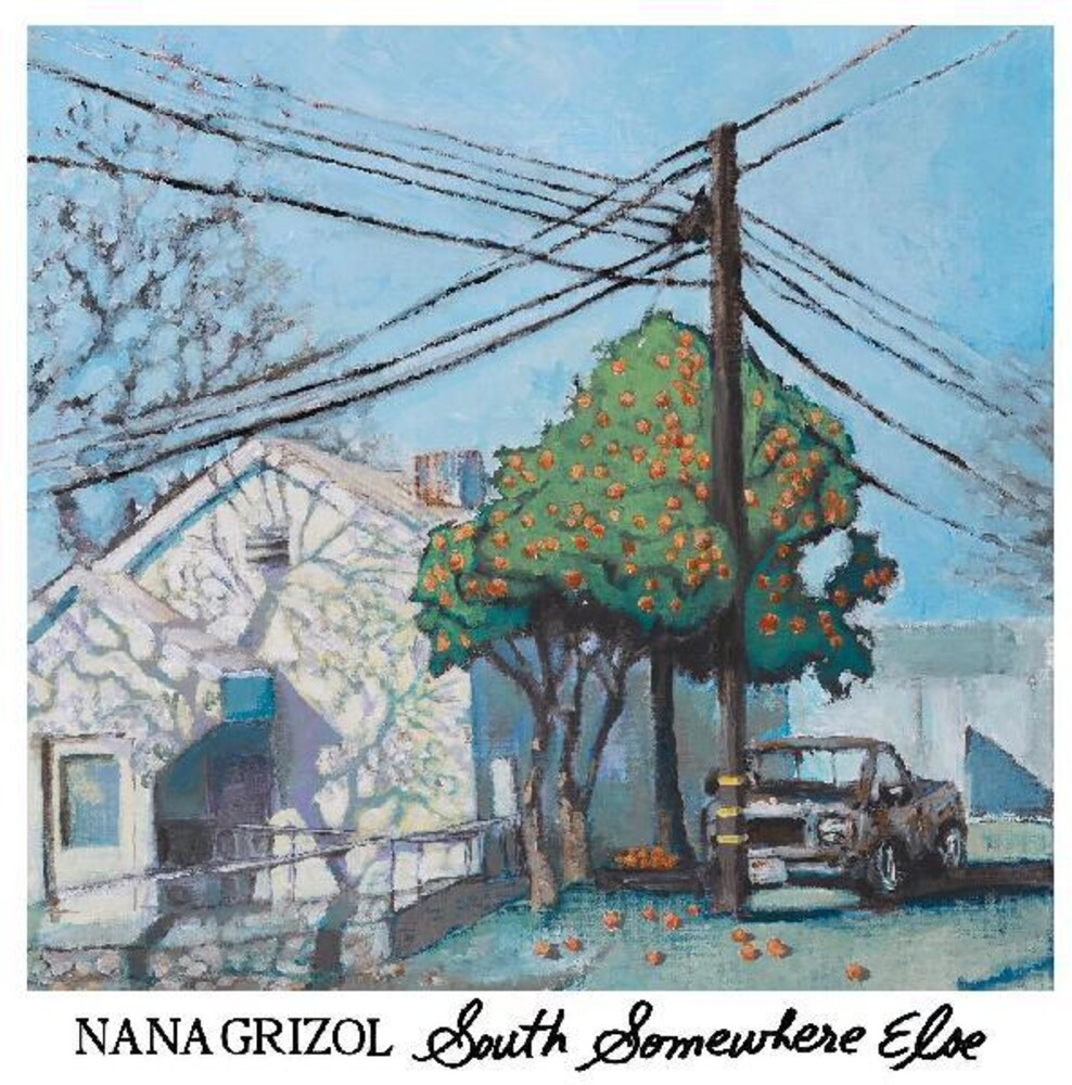 Nana Grizol - South Somewhere Else (Colv) (Iex)