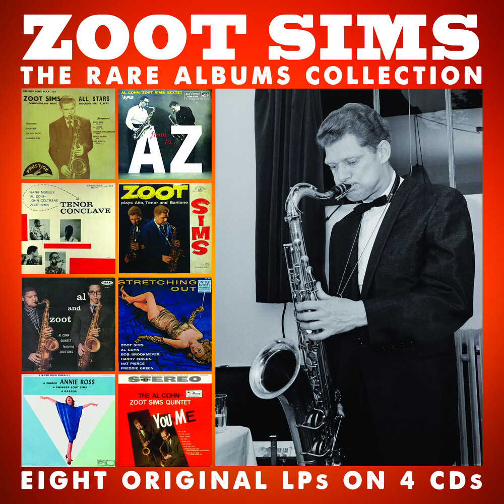 Zoot Sims - Rare Albums Collection